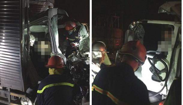Giám đốc Cảnh sát PCCC nói gì về vụ xe cứu hỏa bị tông trên cao tốc? - 3