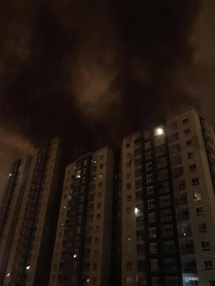 TP.HCM: Cháy chung cư cao cấp, 13 người chết - 7