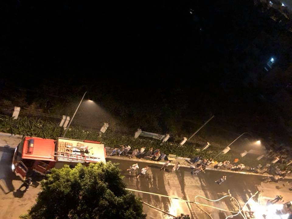 TP.HCM: Cháy chung cư cao cấp, 13 người chết - 8
