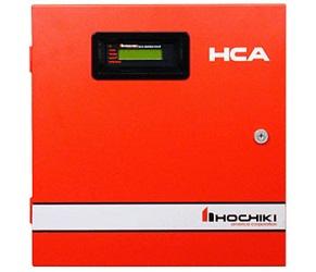 HCA-2, HCA-4, HCA-8 TRUNG TÂM BÁO CHÁY + ĐIỀU KHIỂN XẢ KHÍ