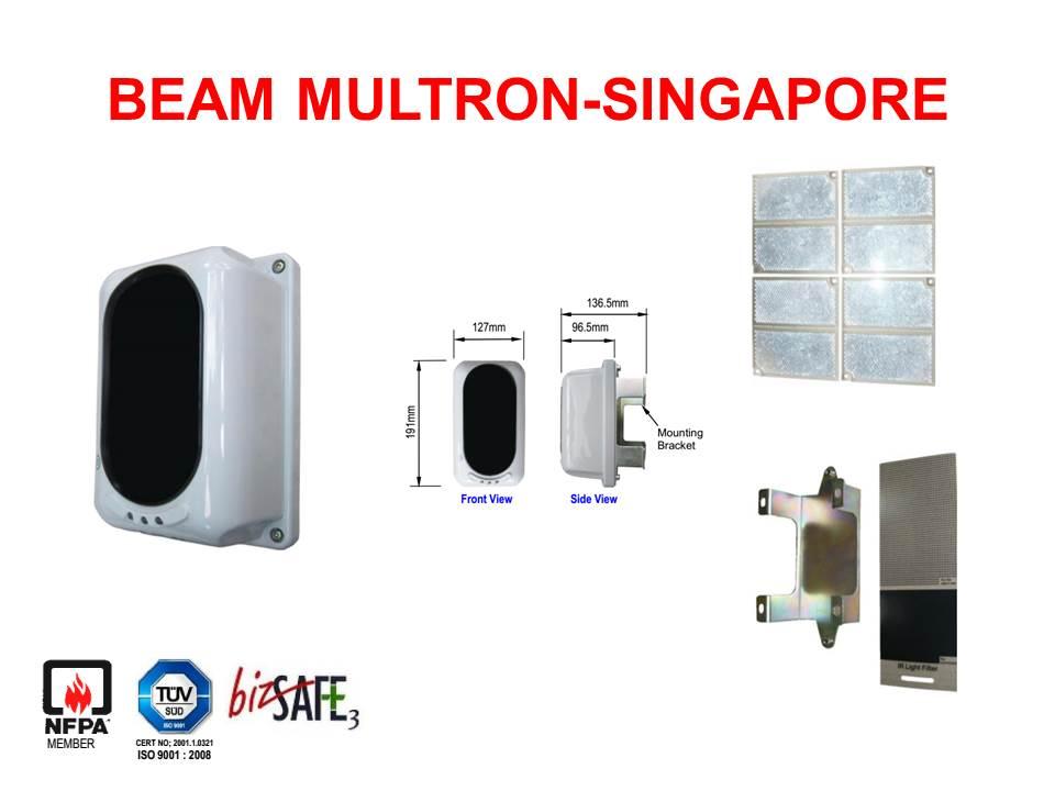Đầu báo khói beam singapore